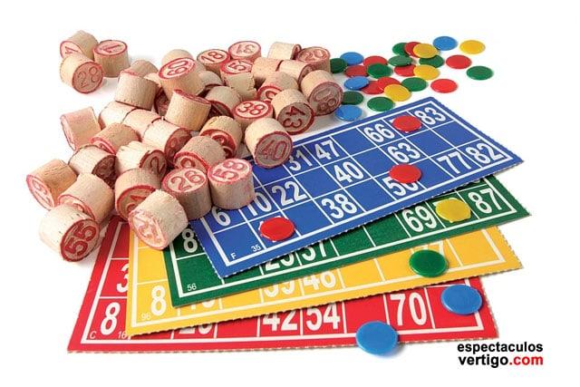 01- El juego del Bingo para una boda