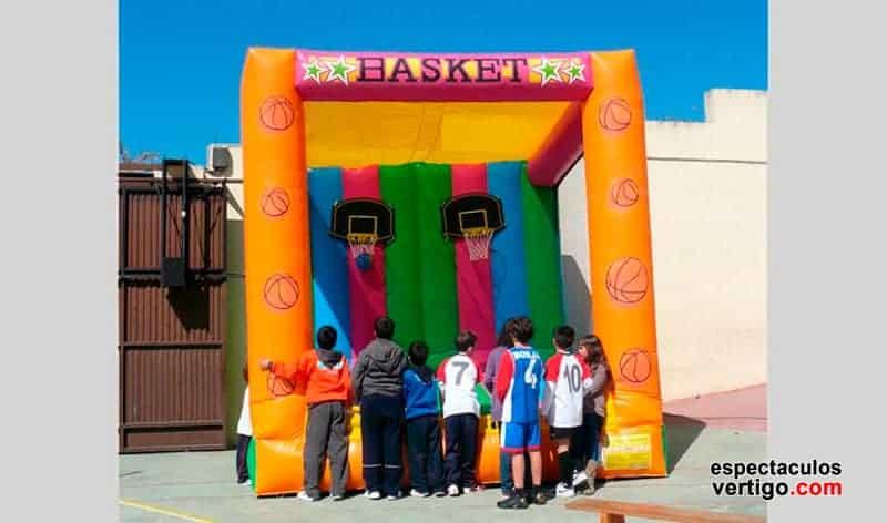 04-Basket-Hinchable