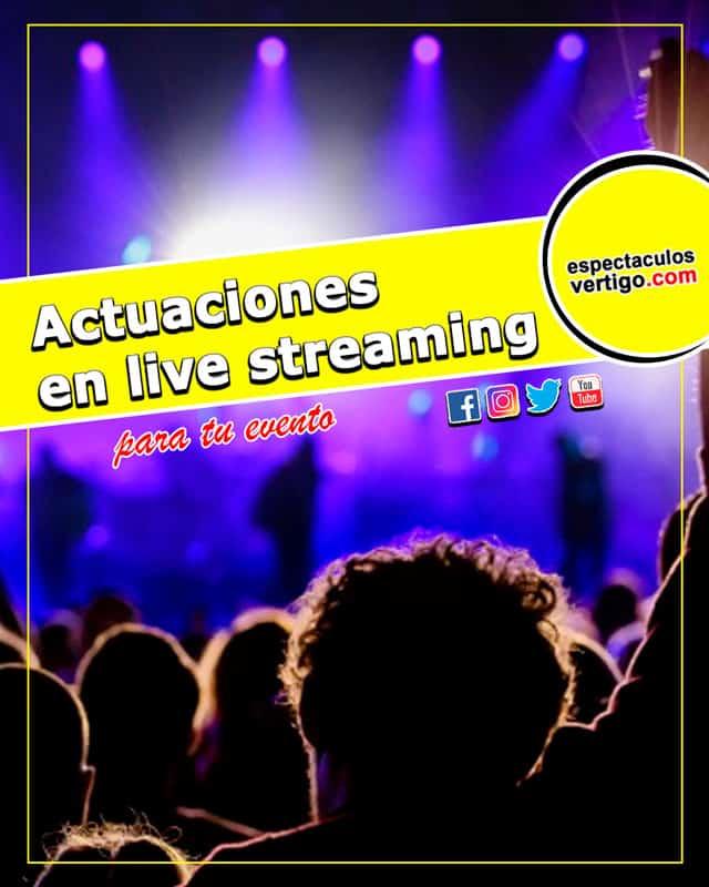 Actuaciones-en-live-streaming