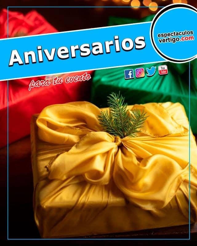 Aniversarios de empresas
