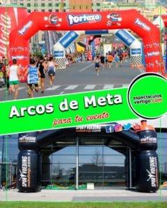 Arcos de Meta