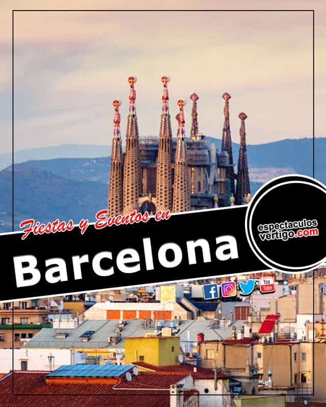 Contratar las mejores fiestas y eventos en Barcelona y disfruta de una experiencia inolvidable