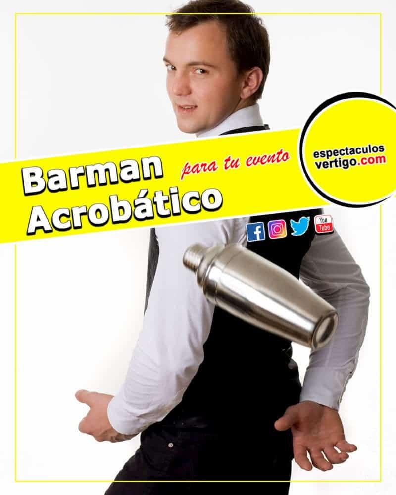 Barman Acrobatico