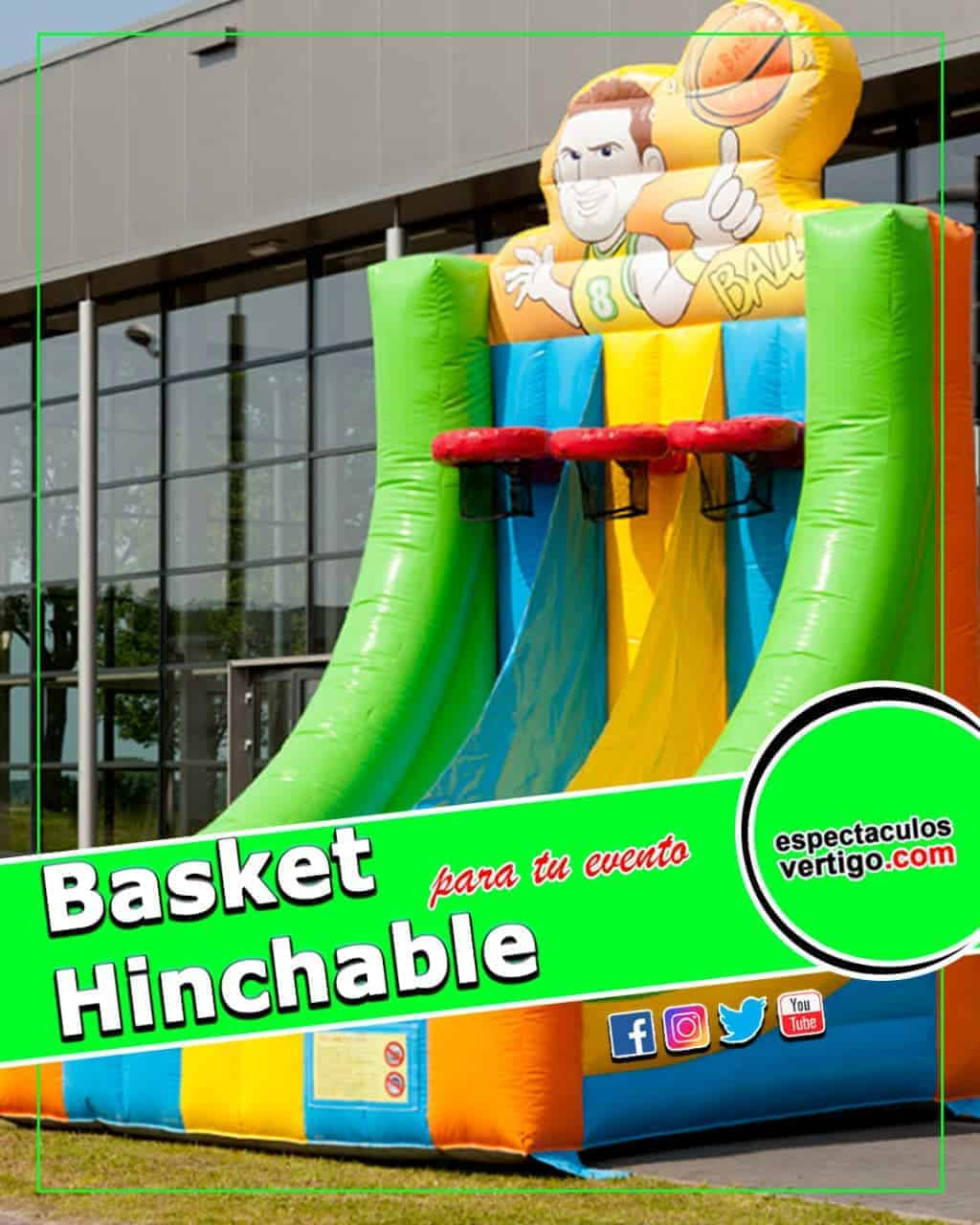 Basket Hinchable
