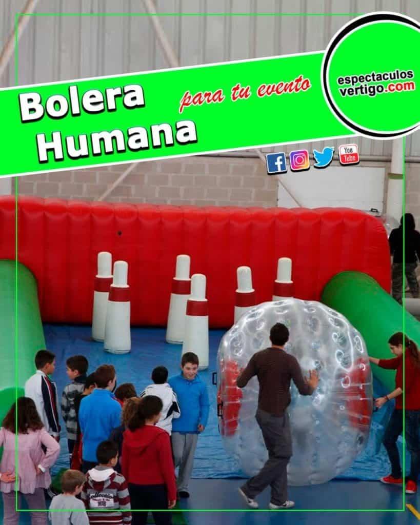 Bolera Humana