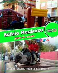 Bufalo Mecanico