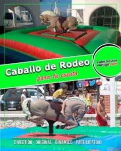Caballo de Rodeo