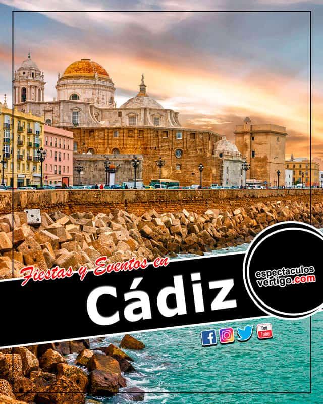 Fiestas y Eventos en Cadiz