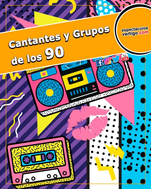 Cantantes-y-Grupos-de-los-90
