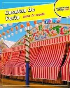 Casetas de Feria
