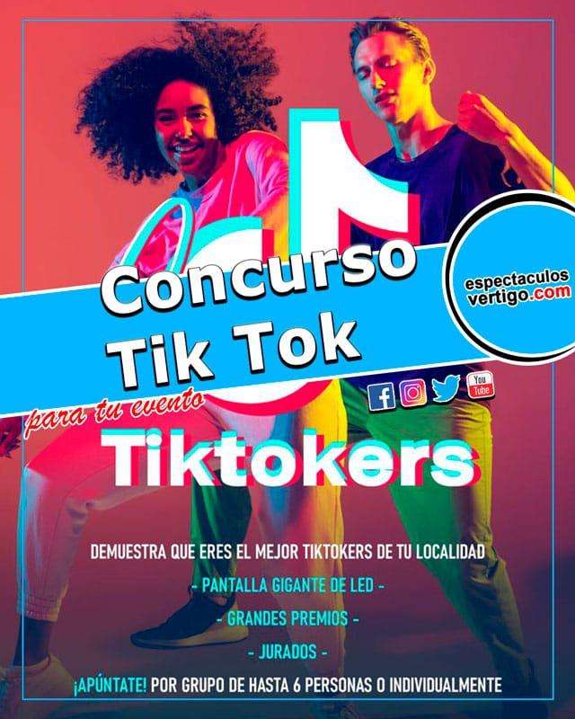 Concurso-Tik-Tok