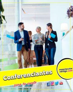 Conferenciantes