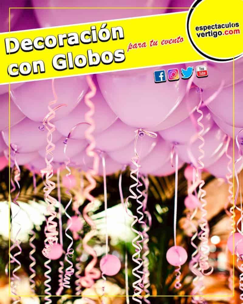 Decoracion-con-globos