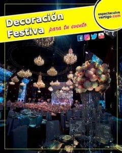 Decoración Festiva