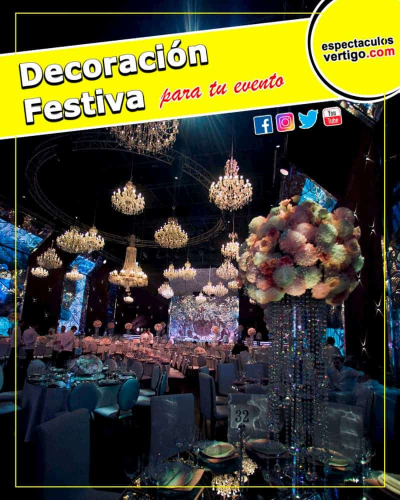 Decoración Festiva