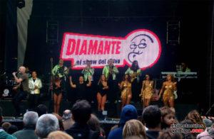 Diamante Show El Calvo