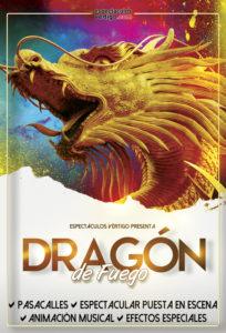 Dragon-de-fuego