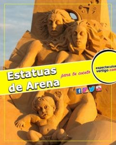 Estatuas-de-arena