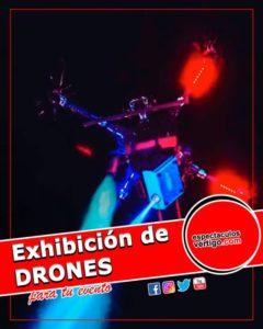 Exhibicion-de-drones