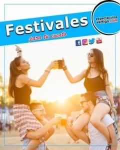 🥇 Consigue【 Festivales  】de éxito 🥇