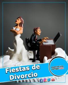 🥇 Consigue【 Fiestas de divorcio  】de éxito 🥇