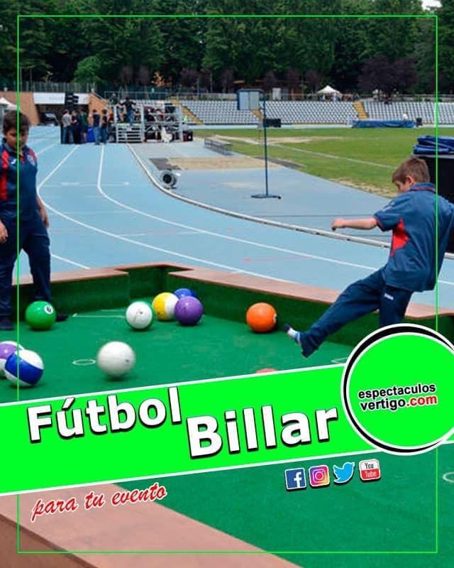 Futbol-Billar