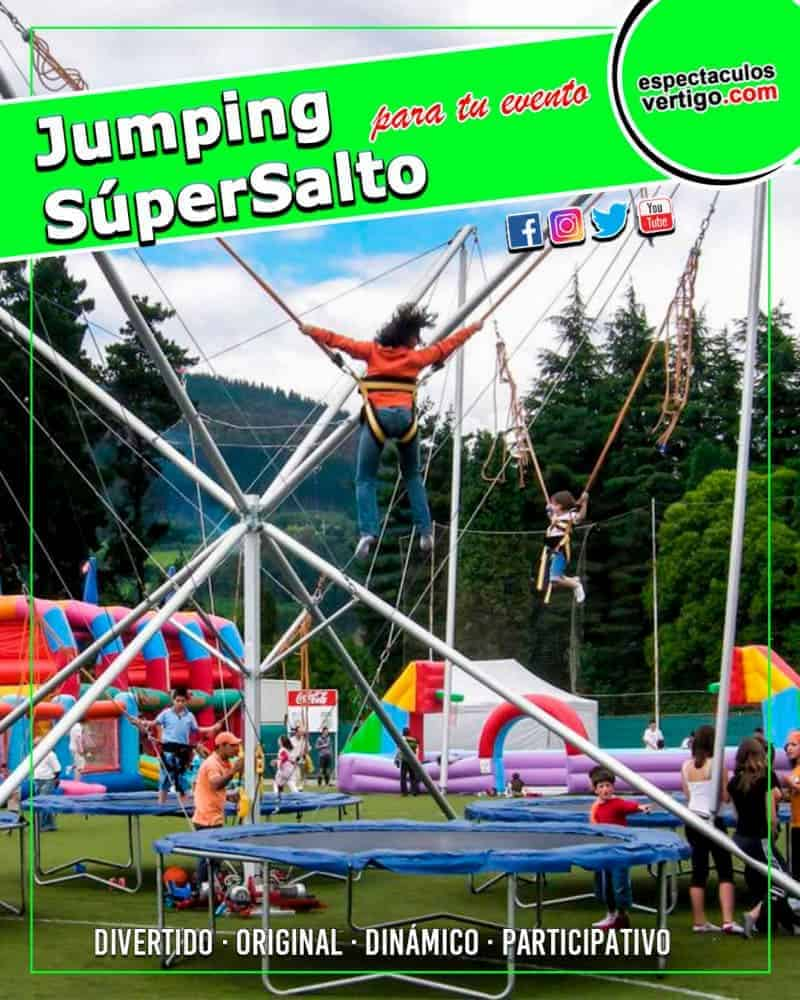 Jumping Supersalto