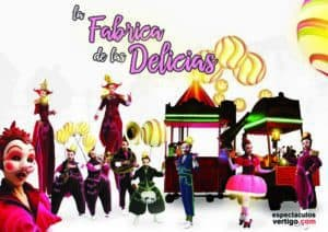 La Fábrica de las Delicias
