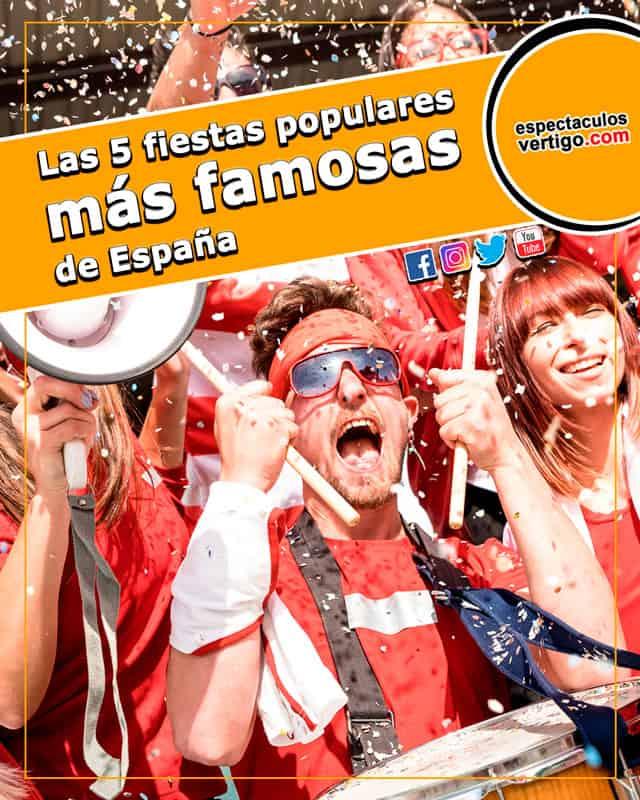 Las-5-fiestas-mas-populares-de-España