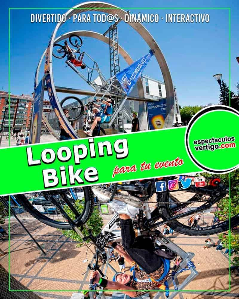 Looping Bike