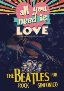 Los Beatles por Rock Sinfónico