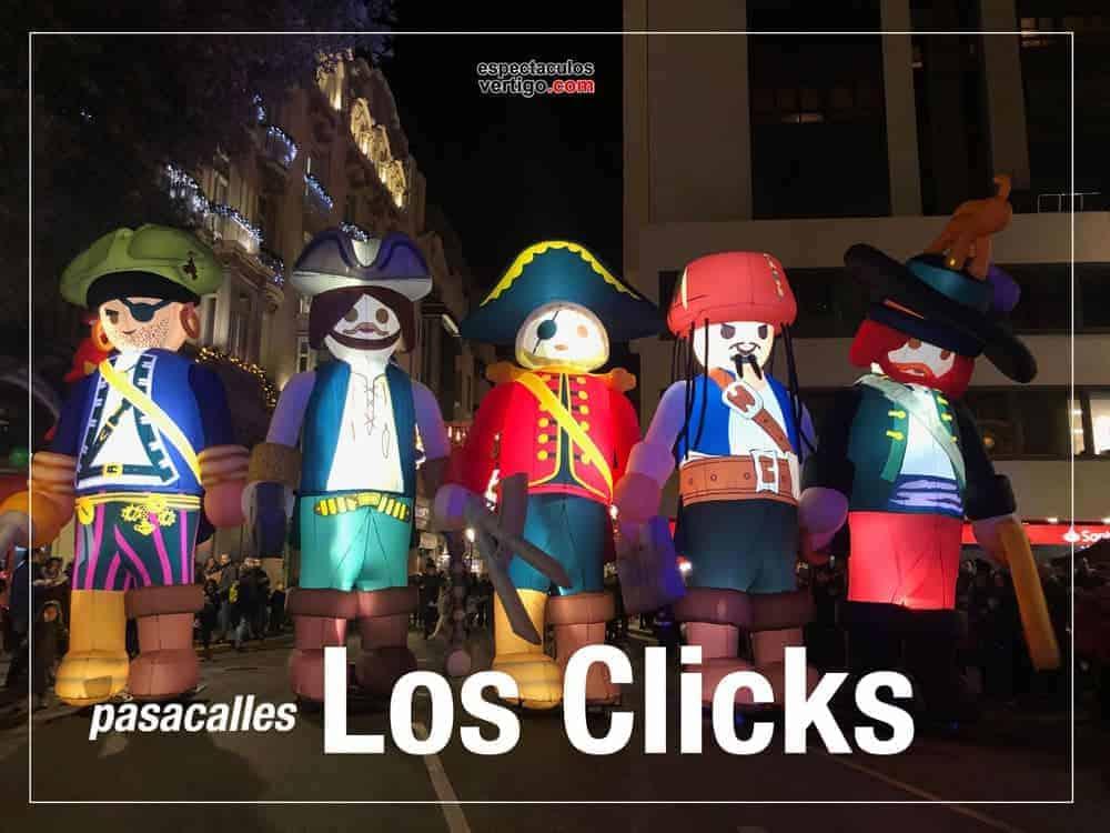 Los Clicks
