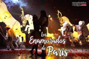 Los enamorados de París