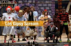 Los gipsy scream