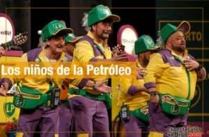 Los niños de la Petróleo