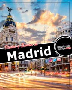Contratar Fiestas y Eventos en Madrid