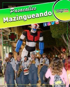 Mazingueando