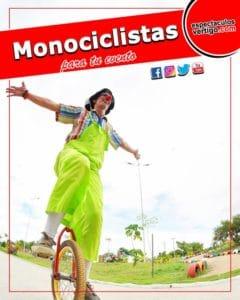 Monociclistas