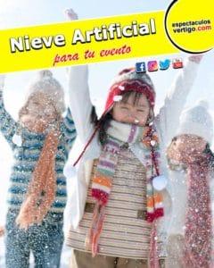 Nieve-Artificial