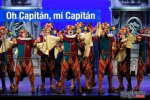 Oh Capitán mi Capitán