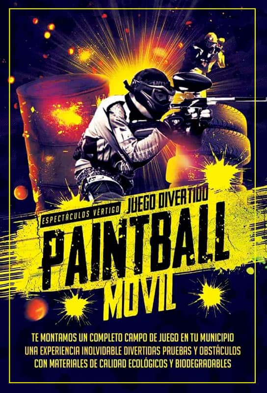 Paintball-Movil