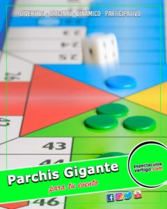 Parchis-Humano