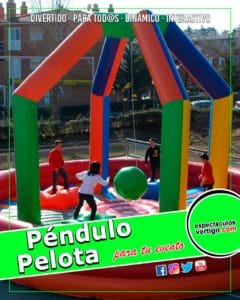 Pendulo Pelota