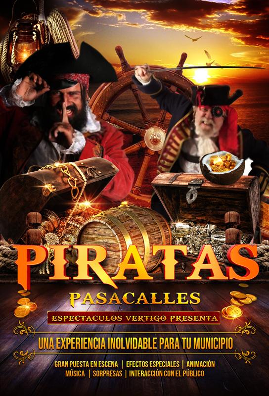 Pasacalles Piratas