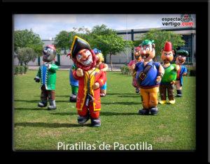 Piratas de Pacotilla