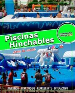 Piscinas Hinchables