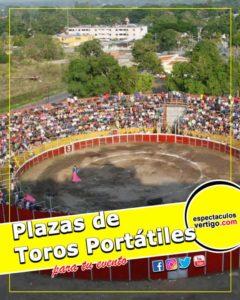 Plazas-de-Toros-Portatiles