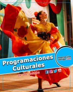 🥇 Consigue【 Programaciones Culturales  】de éxito 🥇