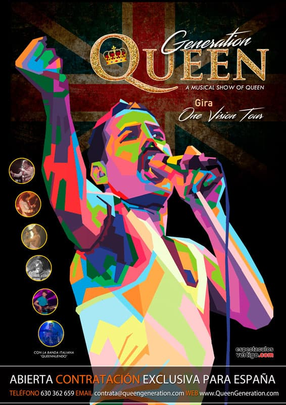 Tributo a Queen Generation