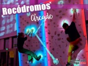 Rocódromos Arcade